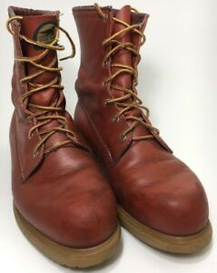 Details about Vintage 80's Irish Setter Red Wing Supersole 815 Waterproof Boots 12 EEE USA