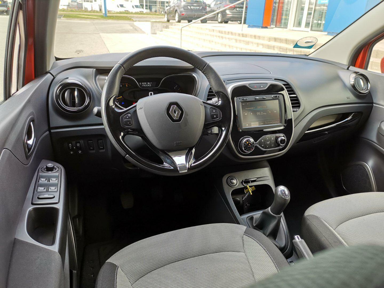 Renault Captur 1,5 dCi 90 Expression - billede 8