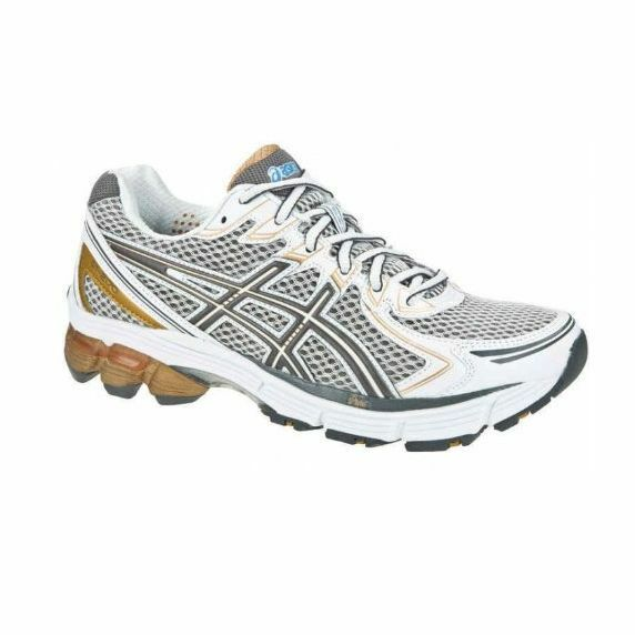 ASICS WOMENS WOMENS WOMENS GT-2170 GT 2170 TRAINING RUNNING RUNNERS GYM WHITE gold SHOES f008e6