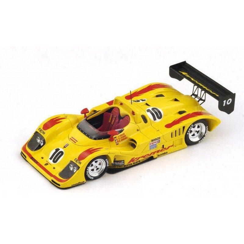 Funke - modell s43da95 kremer k8 n. 10 daytona 1995 lassig-lavaggi-bouchut 1 43
