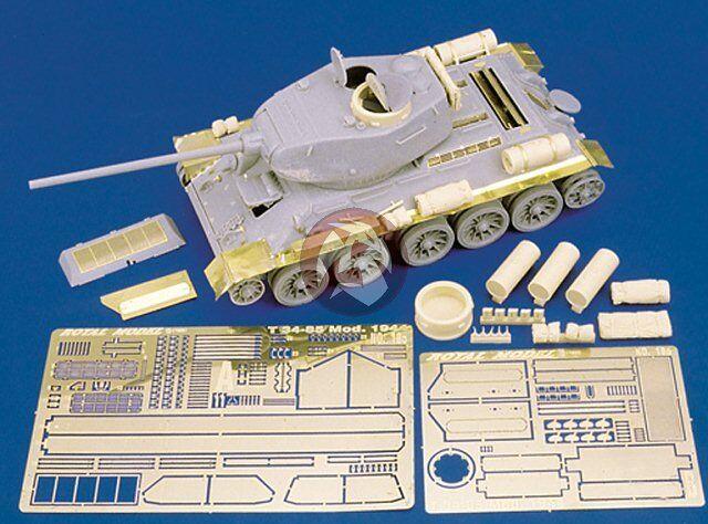 Royal Model 1 35 T-34 85 Model 1944 Update Set Part.1 (for Dragon No.6066) 185