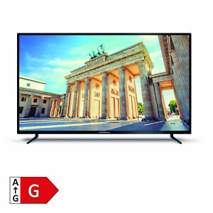 Nordmende Wegavision UHD43A 109cm 43 Zoll 4K Ultra HD LED Fernseher Smart TV