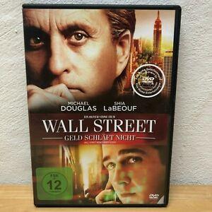 Wall-Street-2-Michael-Douglas-Shia-LaBeouf-DVD-Zustand-GUT