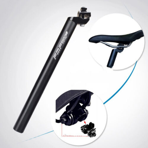 Details about  /350mm Bike Seatpost Angle Adjustable Bicycle Seat Post Universal Saddle Support