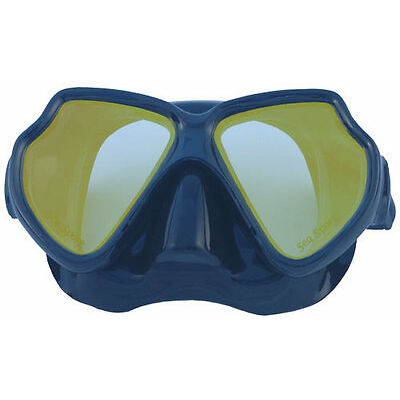 Sea Bright Mask with Low Light corrective lenses
