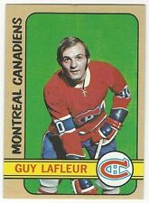 1972-73 TOPPS HOCKEY #79 GUY LAFLEUR 2ND YEAR - VERY GOOD+