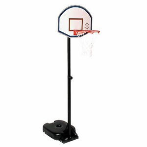 Sure Shot 553R Easishot Home Garden Basketball Ring Post Unit for kids children