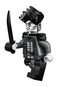 Lego Pirates Of The Caribbean Minifigure Captain Salazar 71042