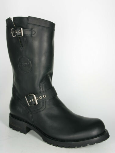 13416 Sendra Boots Ingegnere Possente Nero