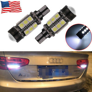 FIT For Audi A5 B8-2007-2016 Bright White Xenon LED Reverse Lights