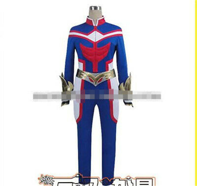 Shoes My Hero Academy All Might Fighting Uniforms Jumpsuits Cosplay Costume