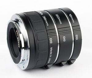 Kenko-Auto-Extension-Tube-Set-DG-12-20-36mm-For-Canon-EOS-Lenses-A-EXTUBEDG-C