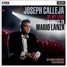 Joseph Calleja, BBC - Be My Love: Tribute to Mario Lanza [New CD]
