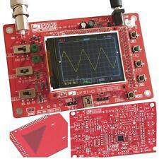 Pocket Digital Oscilloscope Kit DIY Part Electronic Learning Set DSO138 N7C1