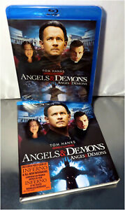 New & Sealed, Angels & Demons (Blu-ray Disc 2009), Tom Hanks