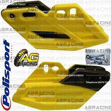 Polisport Performance Yellow Rear Chain Guide For Suzuki RMZ 450 2010 Motocross