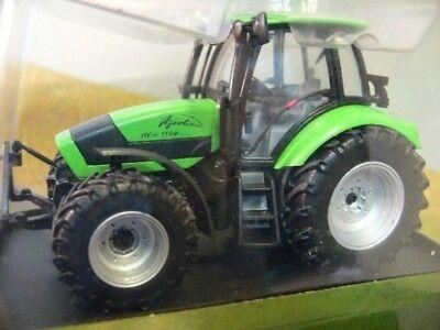 1/43 Deutz Agrotron Termici 2003 Verde 360793-mostra Il Titolo Originale