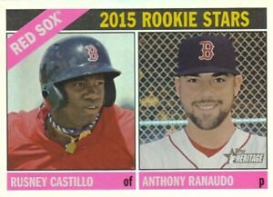 2015-TOPPS-HERITAGE-CHROME-034-034-FOIL-034-034-YOU-PICK-FREE-SHIPPING