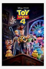 Toy Story 4 Antik Shop Anarchy Film Poster