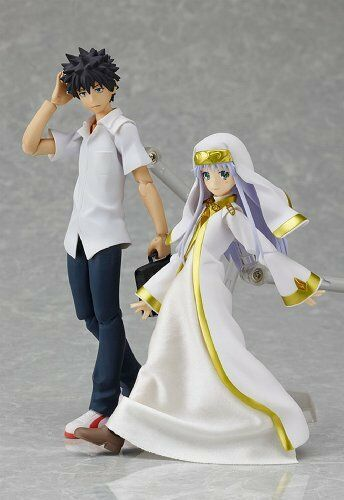 Max Factory A Certain Magical Magical Magical Index II  Index Figma Action Figure 33db3d
