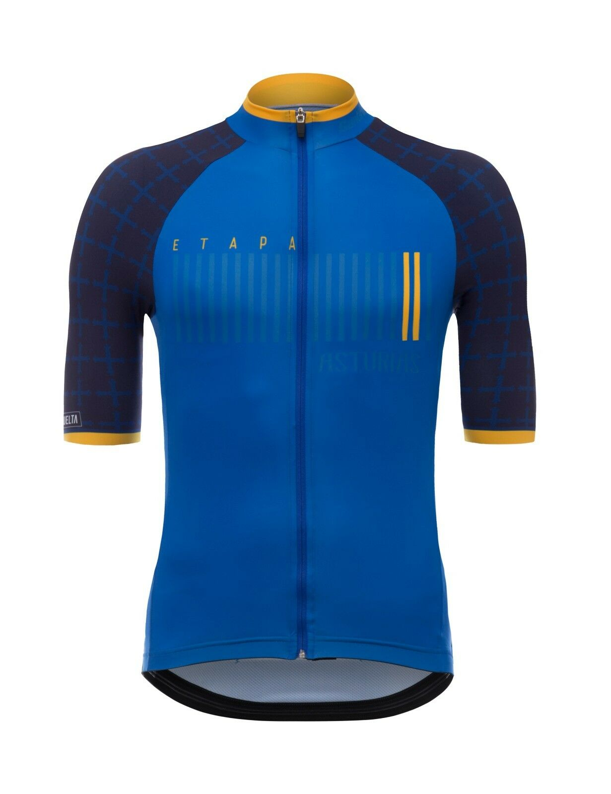 2017 La Vuelta a Espana Asturias Cycling Jersey  Made in  by Santini