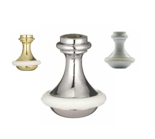 BLIND LIGHT SHOWER PULL CORD WEIGHT ACORN  3 Colours