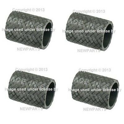 4 NEW #NS 914 Connecting Hose for Intake Manifold Tubes Porsche 912
