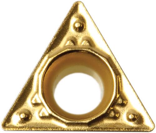 10pcs Kyocera TPMT321HQ//TPMT160304HQ CA525 Grade CVD Carbide Insert