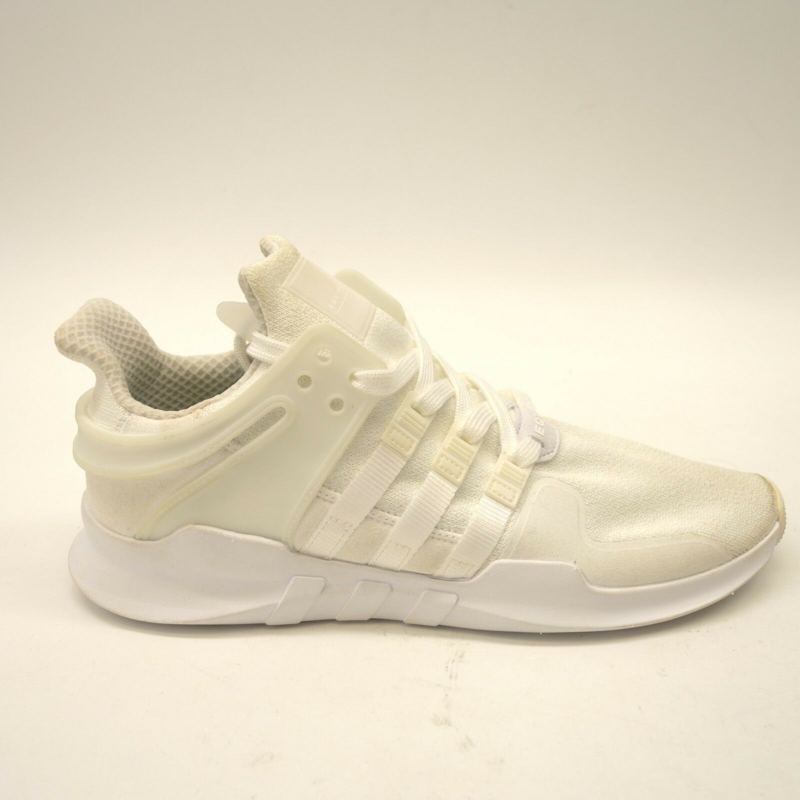 Adidas Mens Originals EQT Support ADV White Casual Running Sneaker shoes 9.5