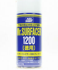 GSI Creos - Mr Hobby #B515 Mr. Surfacer 1200 Gray Spray Primer (170ml)