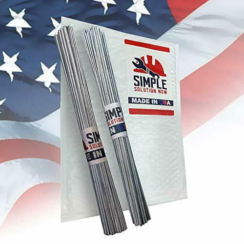 20 Rods Welding Rods USA Made From Simple Solution Now Simple Welding Rods