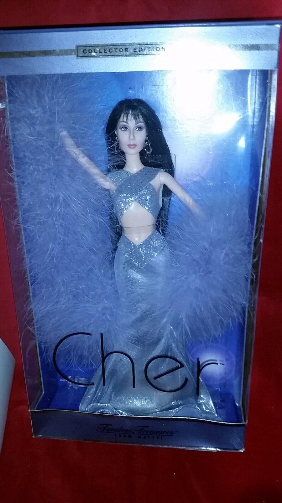 2001 MIB de Barbie Cher tesoros atemporales
