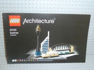 LEGO-Architecture-Bauanleitung-21032-Sydney-instruction-B3509
