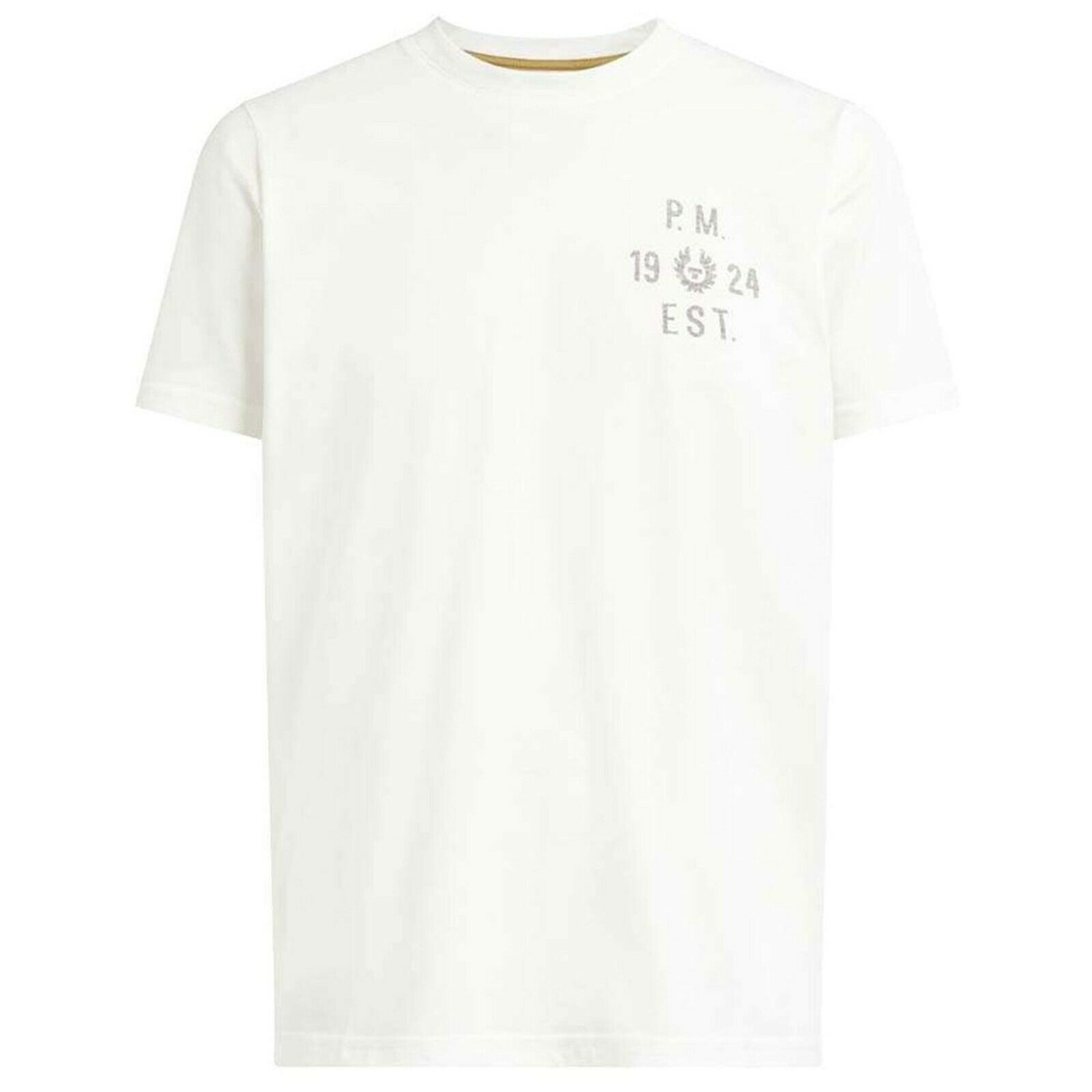Belstaff McCallen T-Shirt - Off Weiß