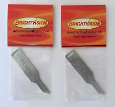 2 Redline Tune-Up Wrenches -Original Brightvision Tools