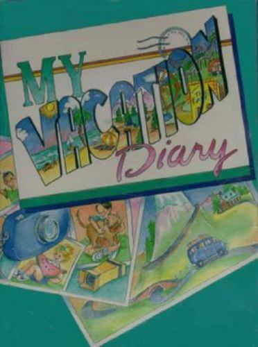 My Vacation Diary by Ideals Publications Inc. Staff