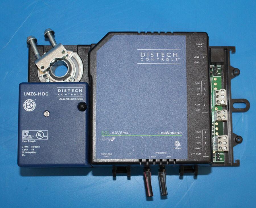 DISTECH ECL-VAVS LonWorks ECL-VAV 7-Point VAV Controller