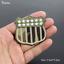 Patch-Toppa-Esercito-Militare-Military-AirBorne-AirForce-Ricamata-Termoadesiva Indexbild 19