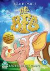 Roald Dahl's The BFG Big Friendly Giant DVD 2016 David Jason