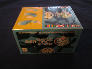 Panini sticker box World Cup Germany 2006, 100 packets, Rookie Messi and Ronaldo