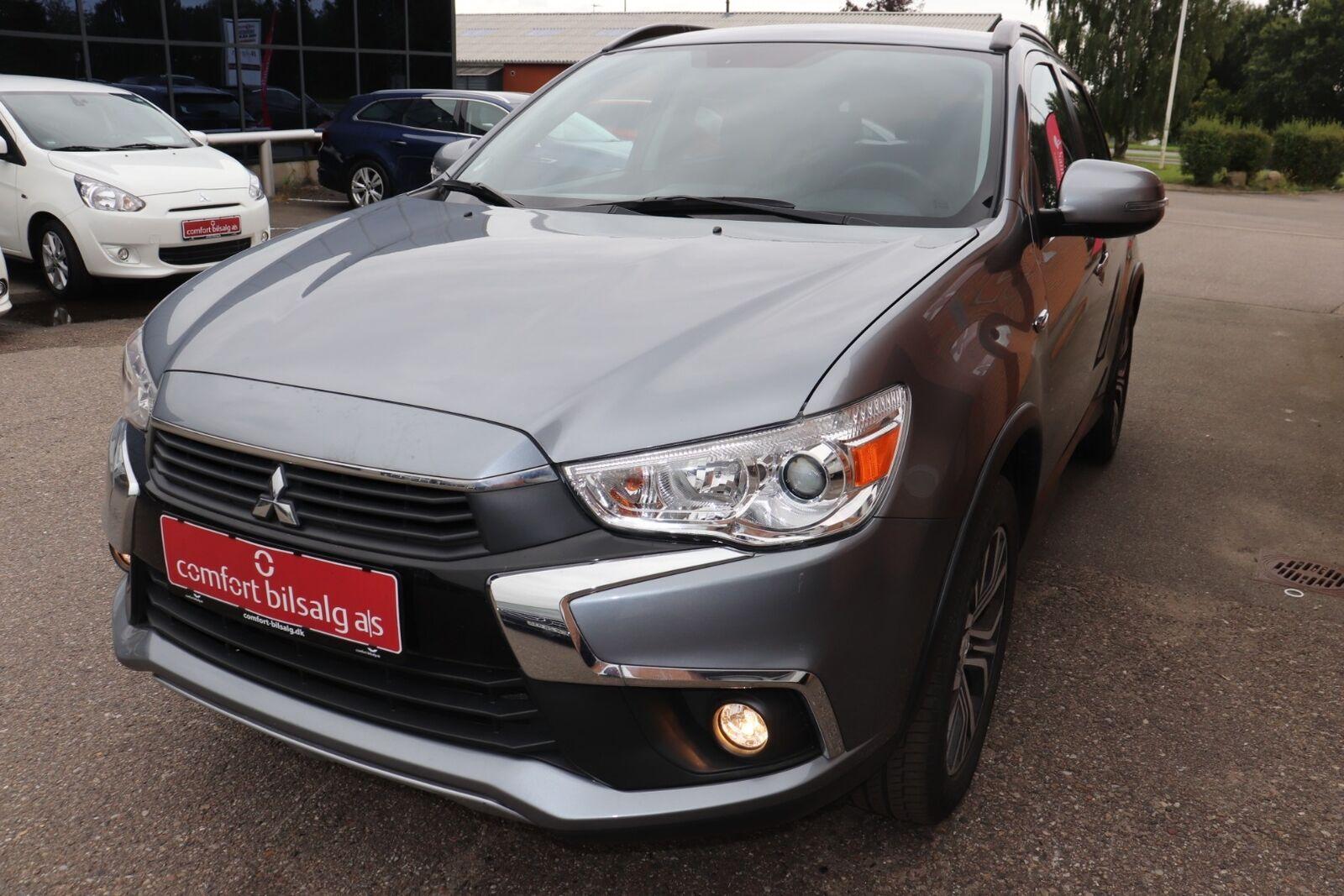 Mitsubishi ASX 1,6 Invite 5d - 149.900 kr.