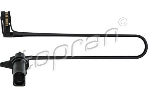 TOPRAN Sensor Bremsbelagverschleiß 113 548 für A6 Q5 AUDI A4 A5 B8 8K5 8K2 vorne
