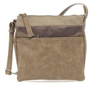 Khema Brown Neu Crossbody Tasche CombBraun Bag Bronze Tamaris Umhängetasche cARSLj354q