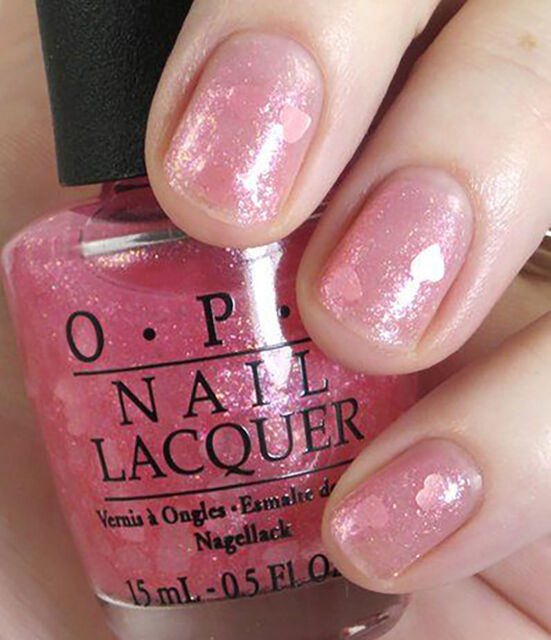 OPI Nothin\' Mousie \'Bout It (Heart Glitter), Free Shipping at Nail ...