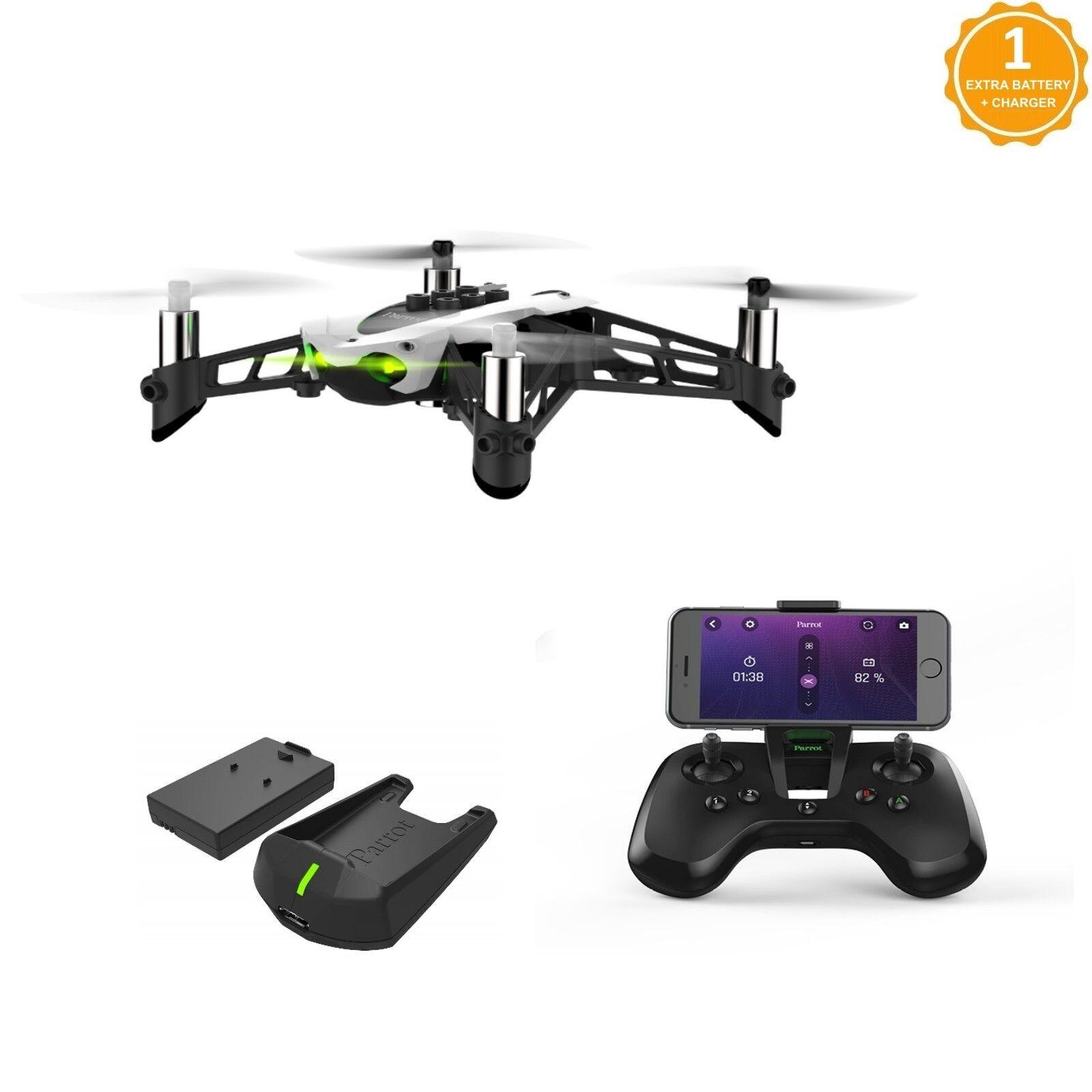 Parrojo Mambo Fly con FlyPad y batería extra gratis con cargador externo
