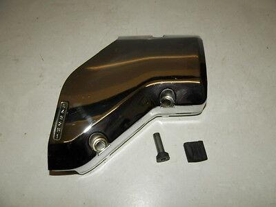 Suzuki Intruder VS 800, Bj. 1998 Motordeckel Kardandeckel Chrom Chromdeckel