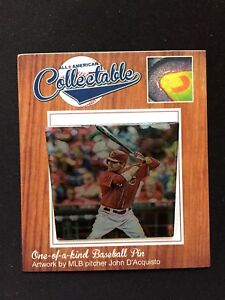 Cincinnati Reds Joey Votto jersey lapel pin-Collectable-#1 Fan Favorite Player