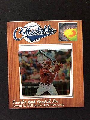 Cincinnati Reds Joey Votto Trikot Revers Pin-collectable #1 Fan Favorit Spieler Gute Begleiter FüR Kinder Sowie Erwachsene Sport
