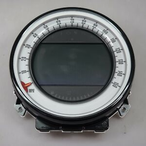 bmw mini 1 r55 r56 instrument cluster speedo navigation. Black Bedroom Furniture Sets. Home Design Ideas