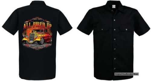 rod Oldschool `50 shirt Design Langenhagen V8 avec Nous Model ouvrier hot T 8kOXnwPZ0N